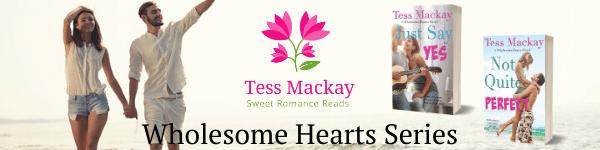 Tess Mackay Books